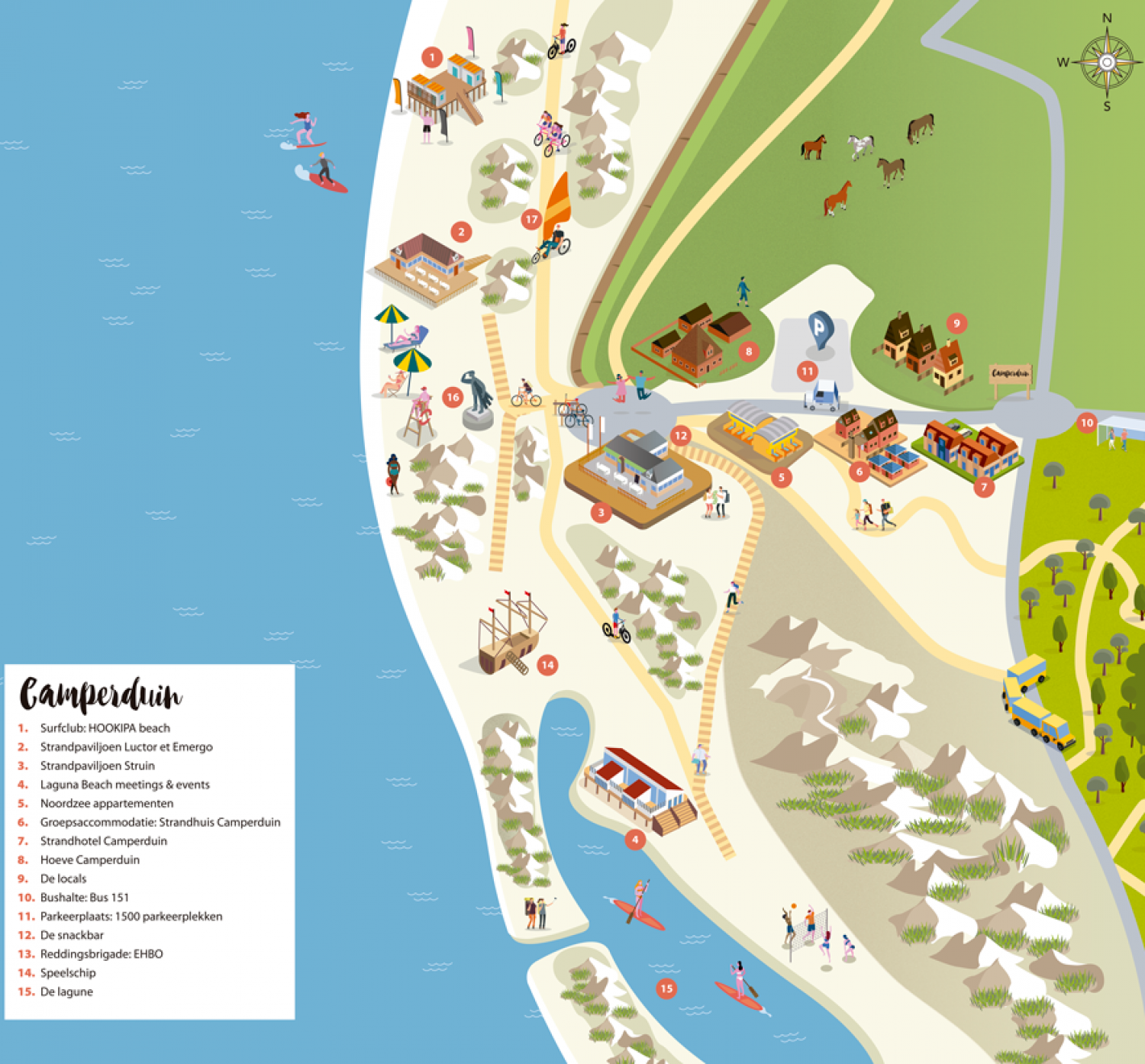 Camperduin-Illustration-map